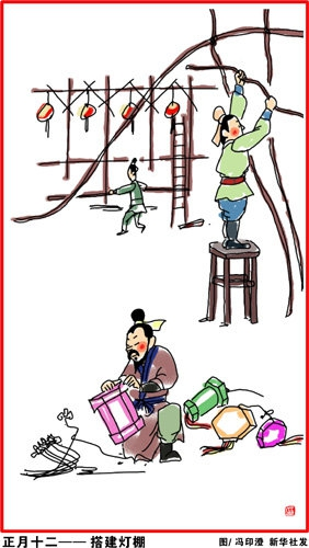 中国人过年的传统习俗完整版(图文)  传统节日 春节 习俗 过年 第20张