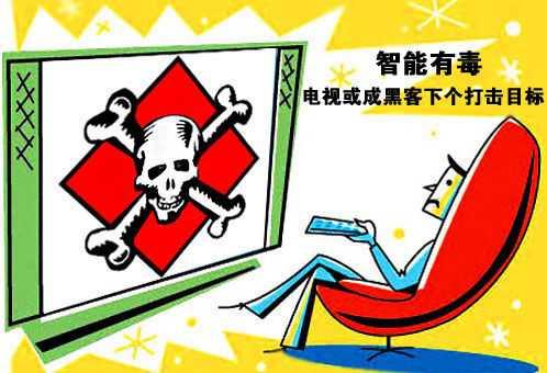智能电视也会中毒?如何处理?如何预防?