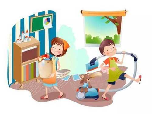 儿童做家务年龄对照表,宝爸宝妈对号入座吧!  教育 儿童 孩子 陪伴 家务 第1张