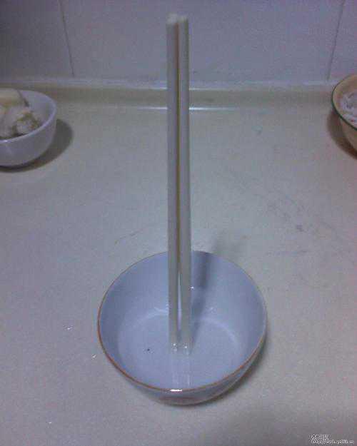 清水立筷子