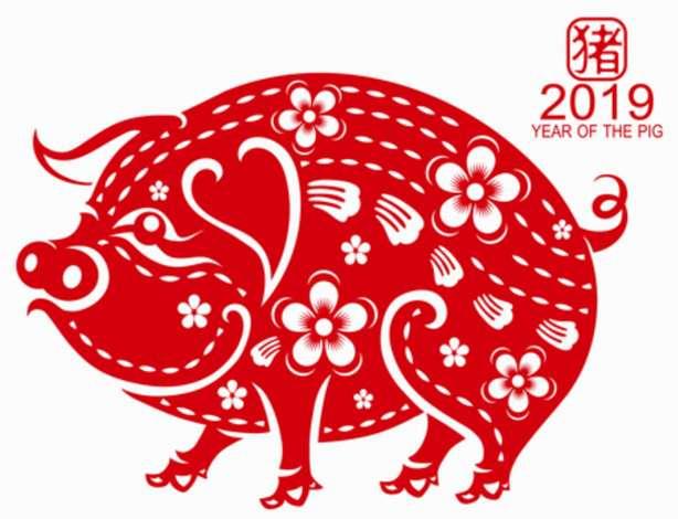 龙三公子给大家拜年了,偶感作对联一副!  新年 猪年 对联 祝福 第1张