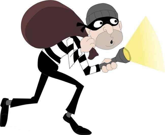 偷窃是错误的行为,孩子,千万不要偷东西  小偷 成长教育 盗窃 大学生 第2张